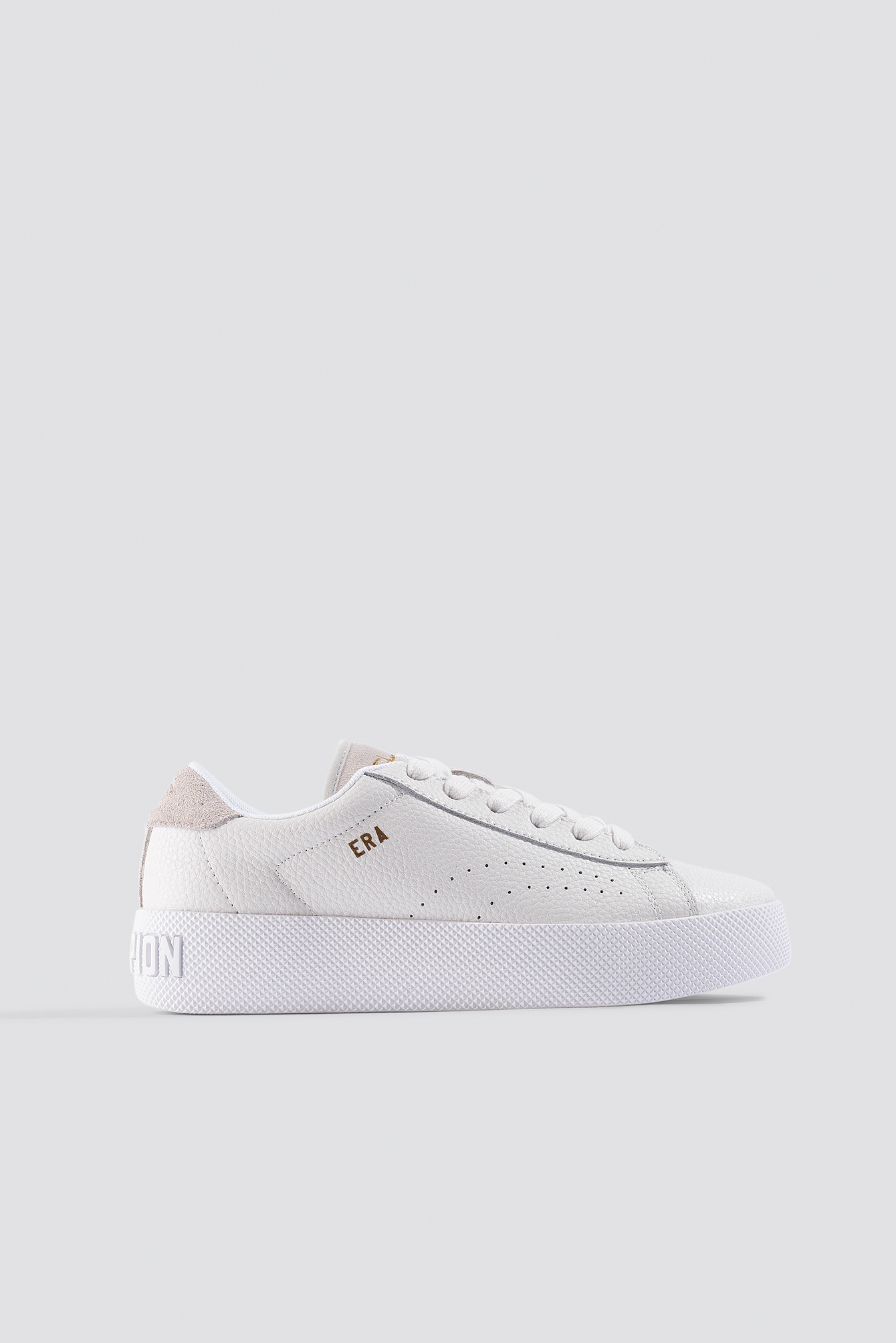 champion -  Era Leather Sneaker S10535 - White