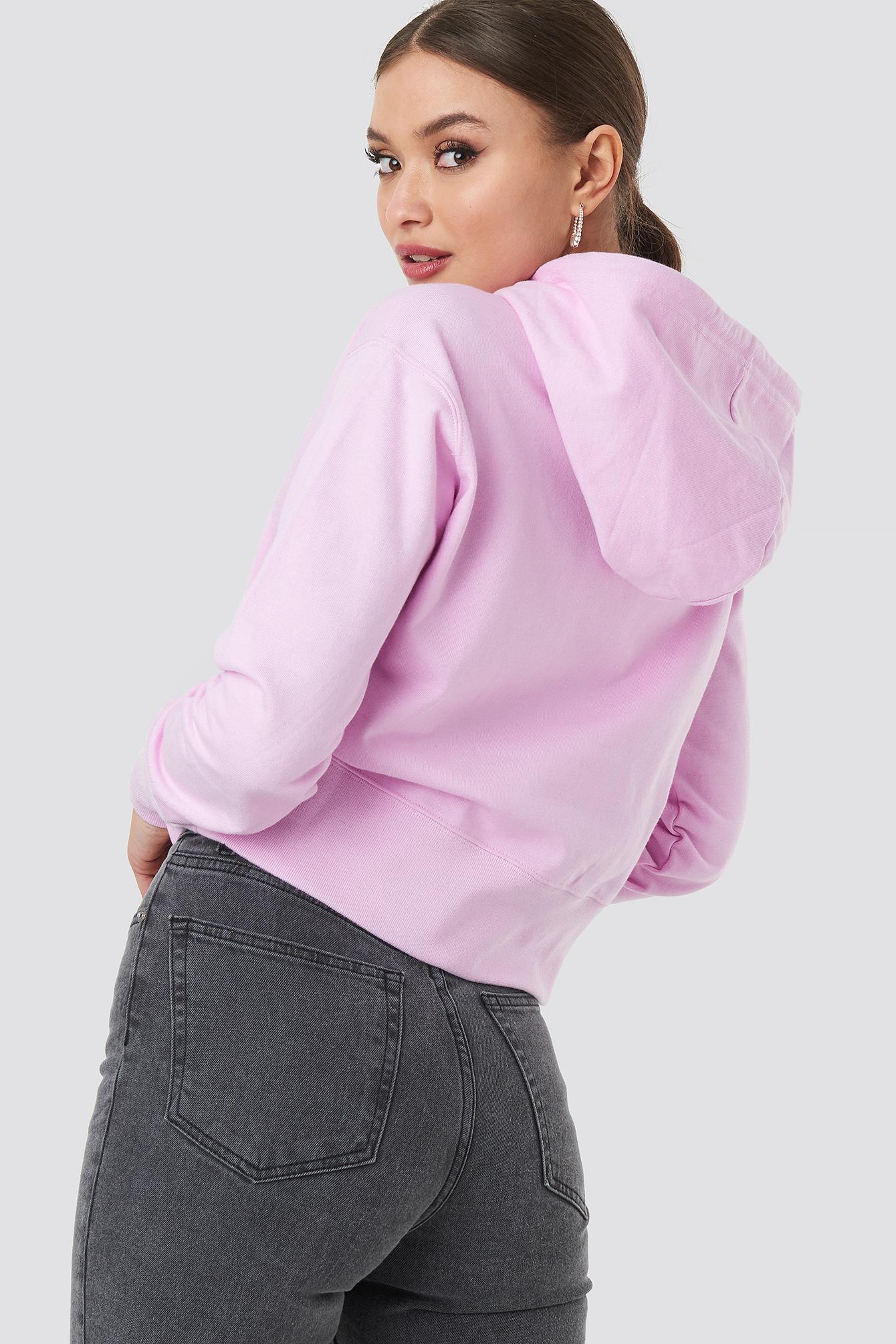 Hooded Sweatshirt 111850 NA-KD.COM