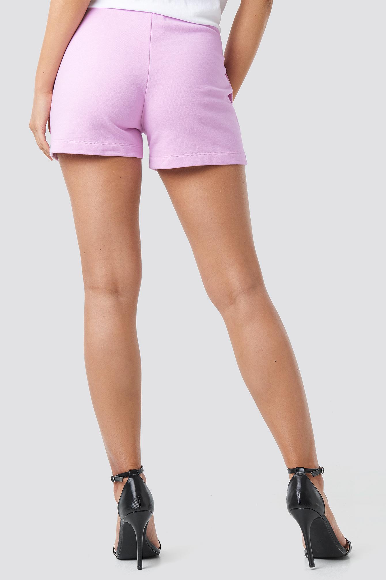 Logo Shorts NA-KD.COM