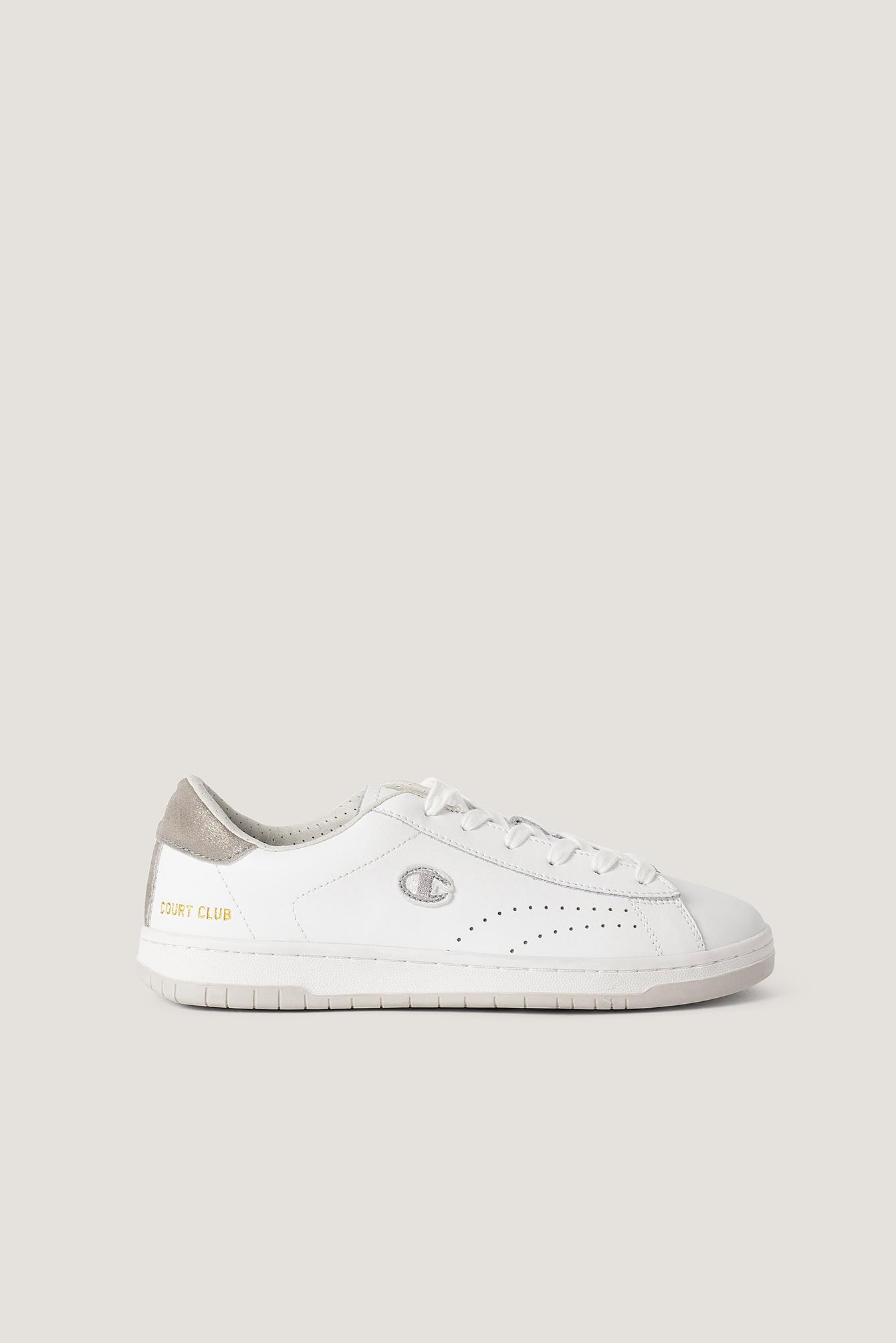 Champion Märkessneakers - White