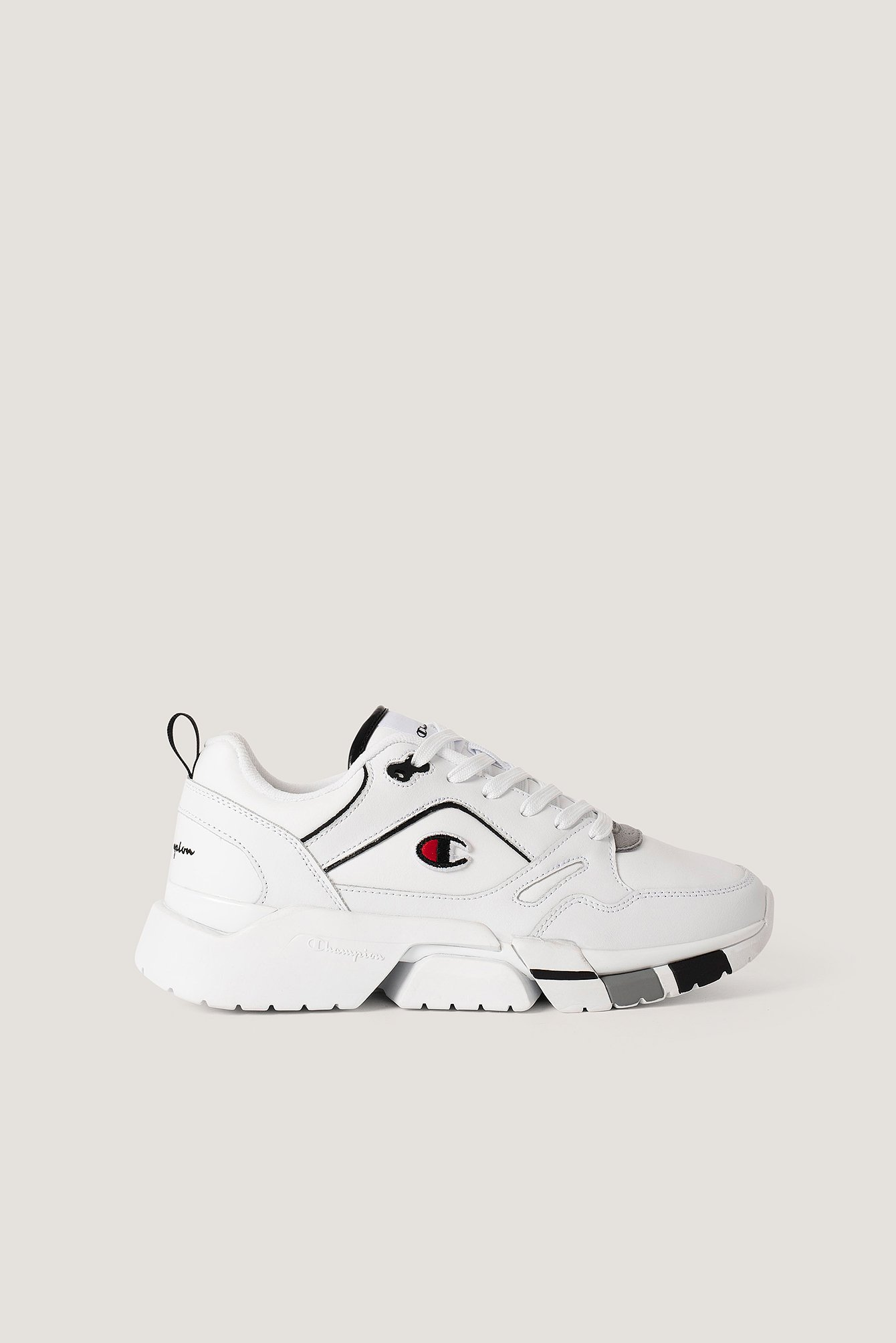 Champion Chunky Sneakers - White