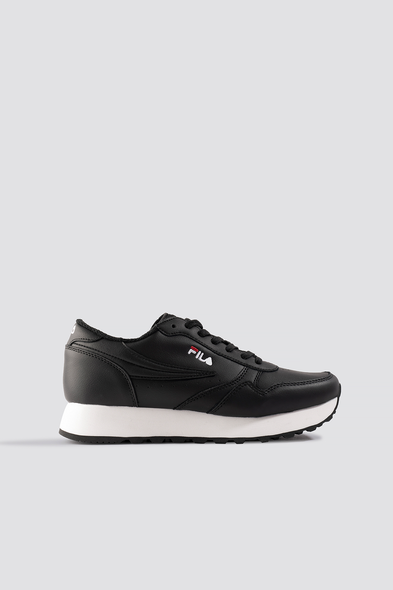 fila -  Orbit Zeppa L Wmn - Black