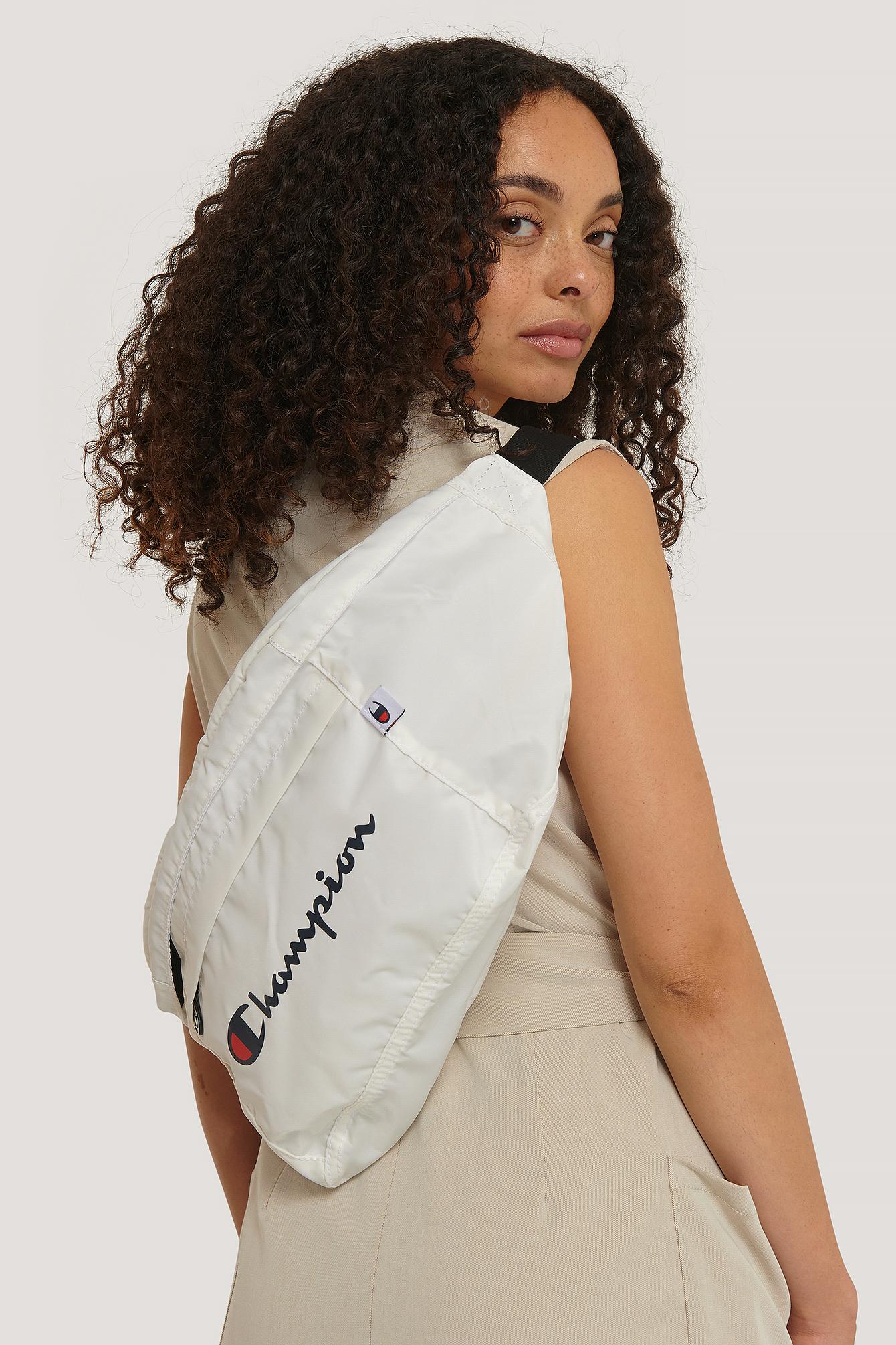 Champion Riemen-Tasche Mit Logo - White | Taschen > Handtaschen > Sonstige Handtaschen | Champion