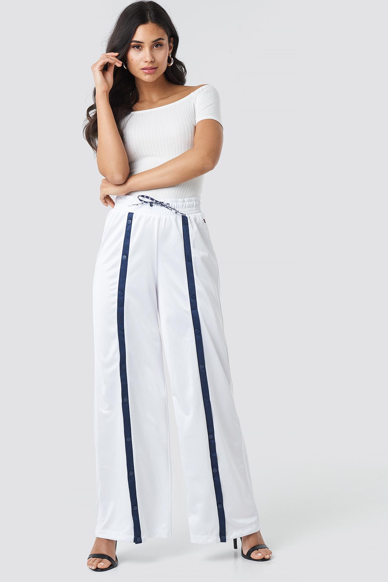 Straight Hem Pants NA-KD.COM