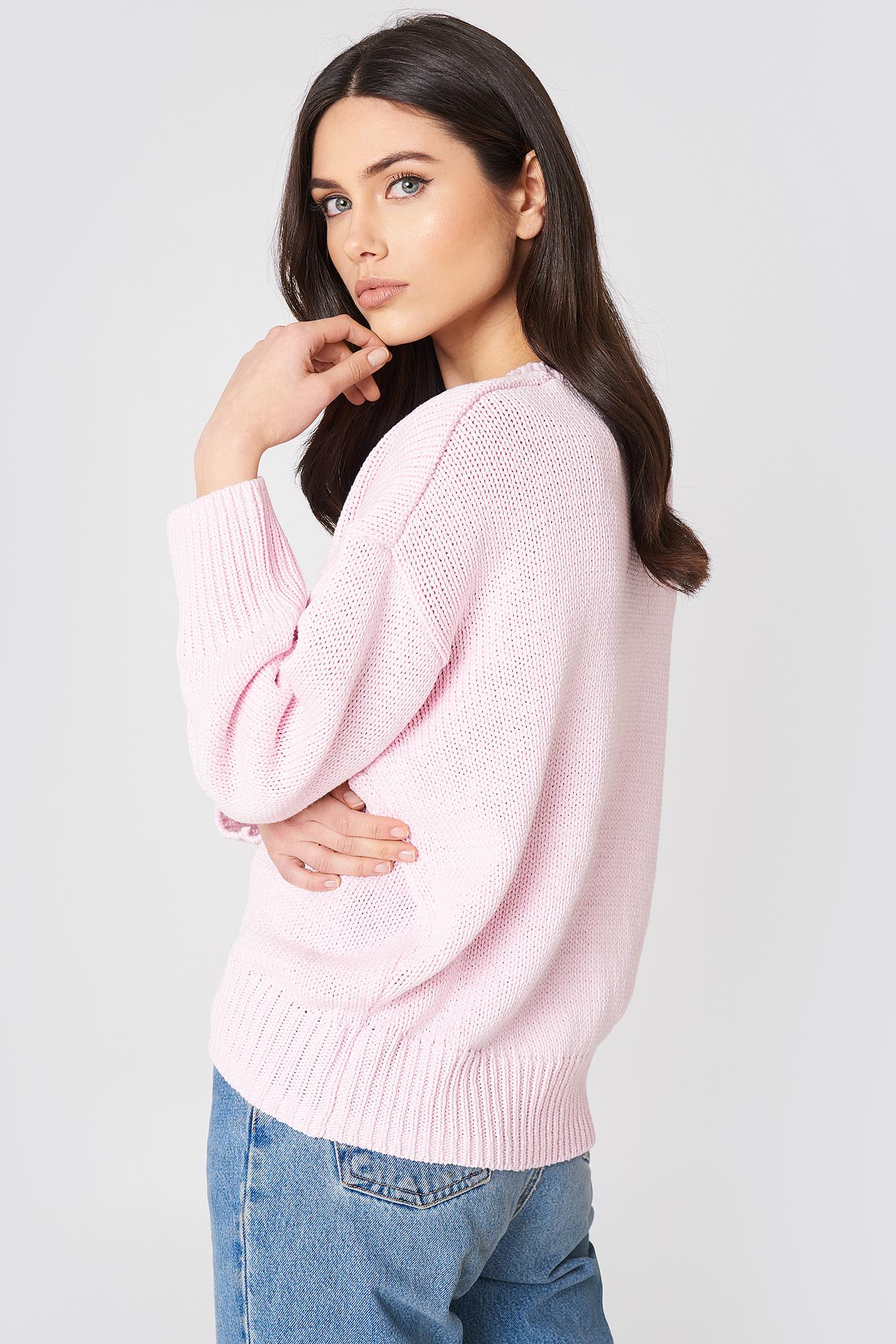 Sweter Against NA-KD.COM