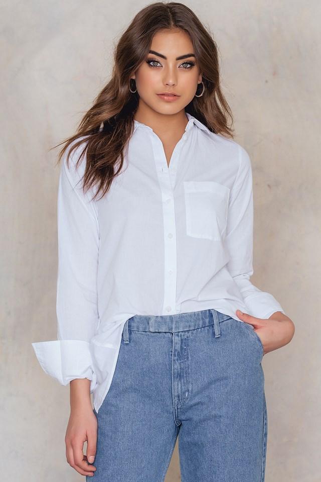 Airy Shirt White