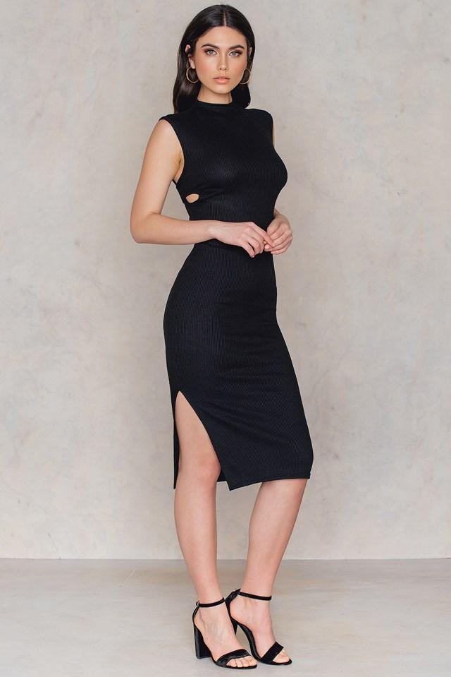 Antic Dress Black