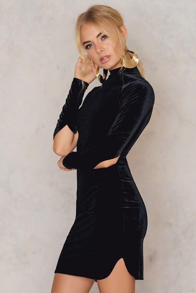 Chant Dress Black