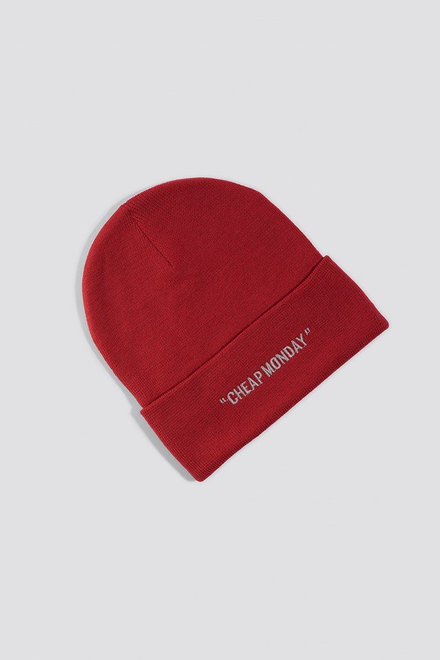 Cheap Beanie Cheap Review Red