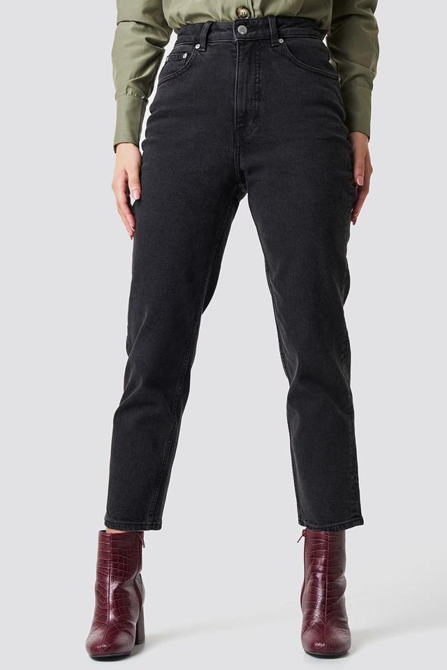 Donna Friday Black Jeans Black