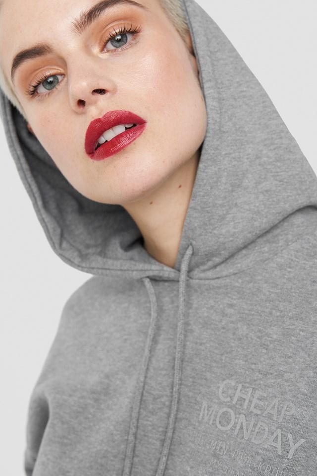 Form Hood Chp Mnd Sender Grey