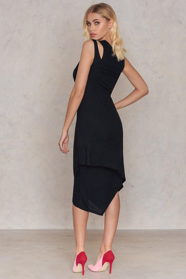 Freer Dress Black