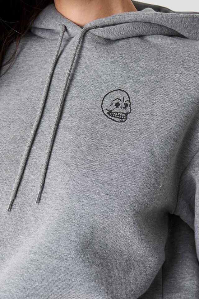 Form Hood Skull NA-KD.COM