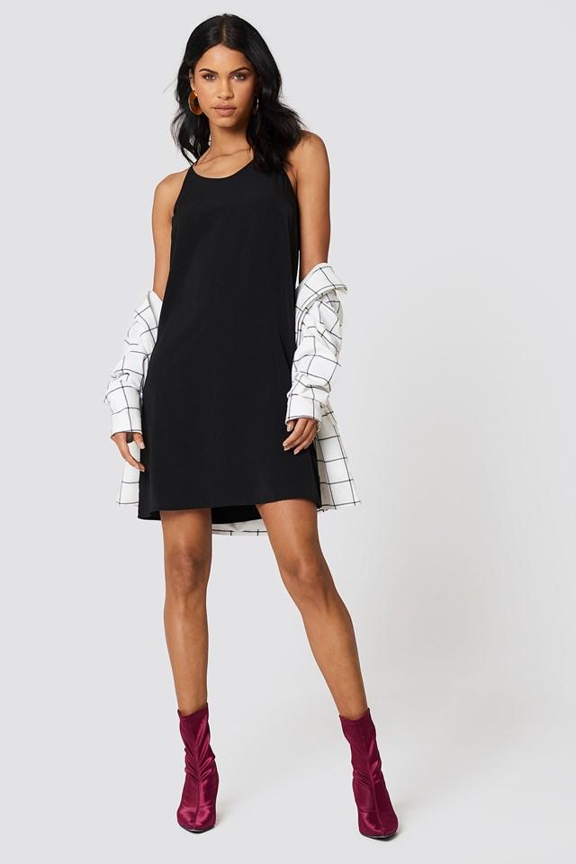 Gentle Dress Black
