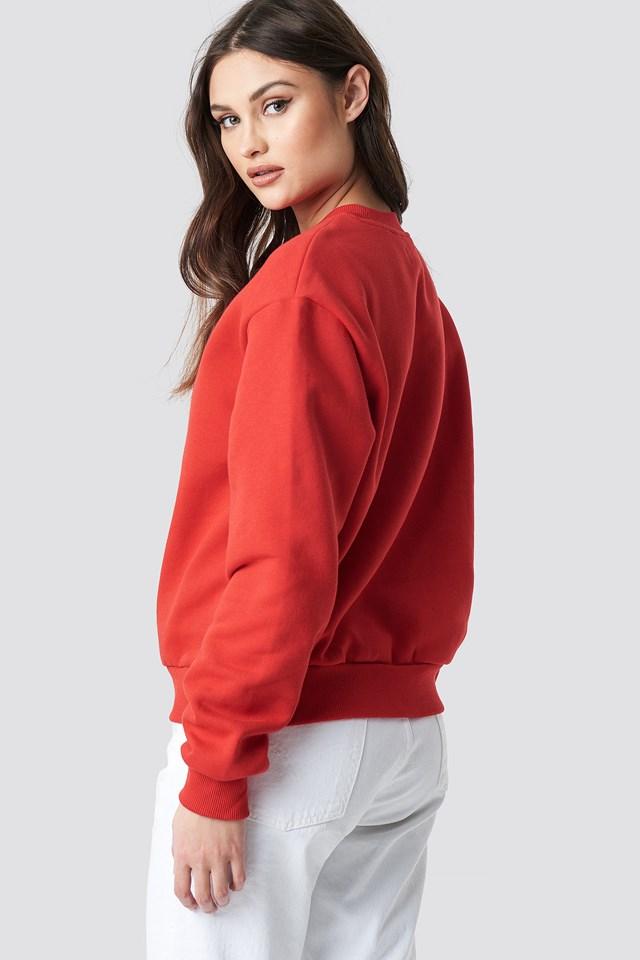 Get Sweat Cph Mnd Logo Scarlet Red