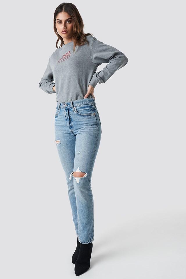 Get Sweater Grey