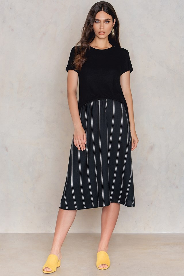 Intention Top Black