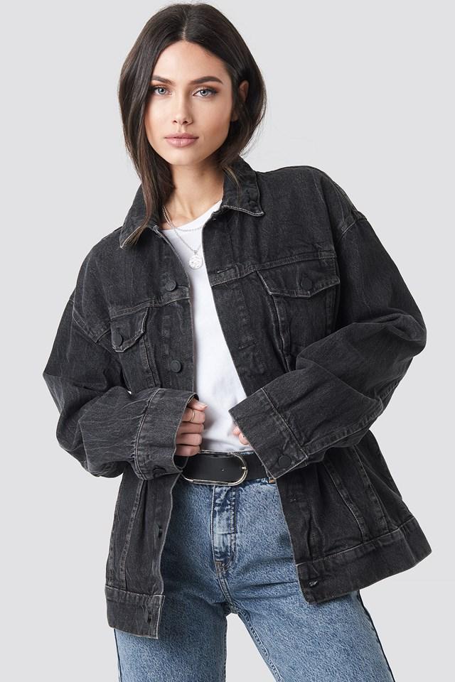 Jinx Jacket Black