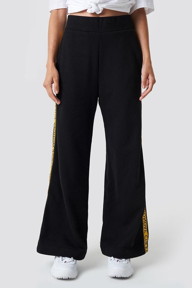 Margin Trousers Black