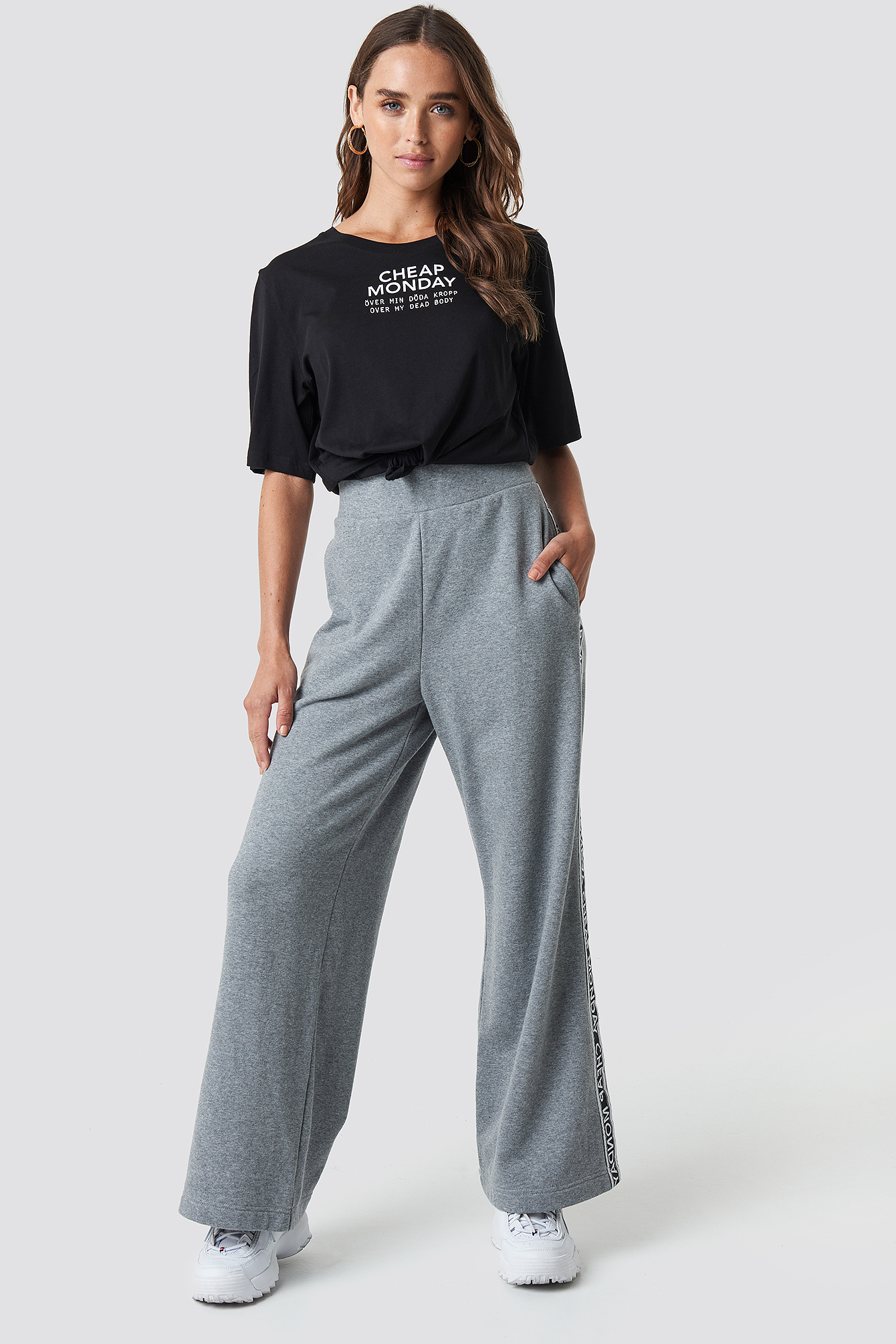 Margin Trousers NA-KD.COM