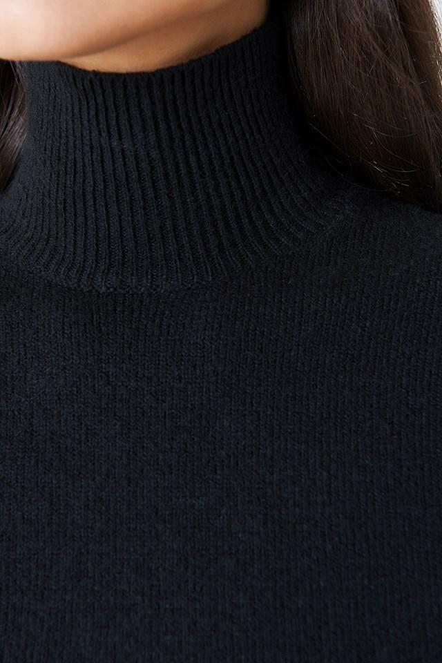 Once Knit Black