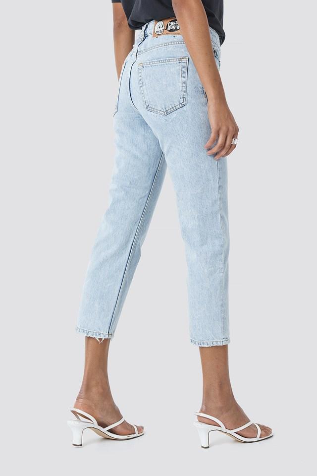 Revive Air Blue Jeans Air Blue