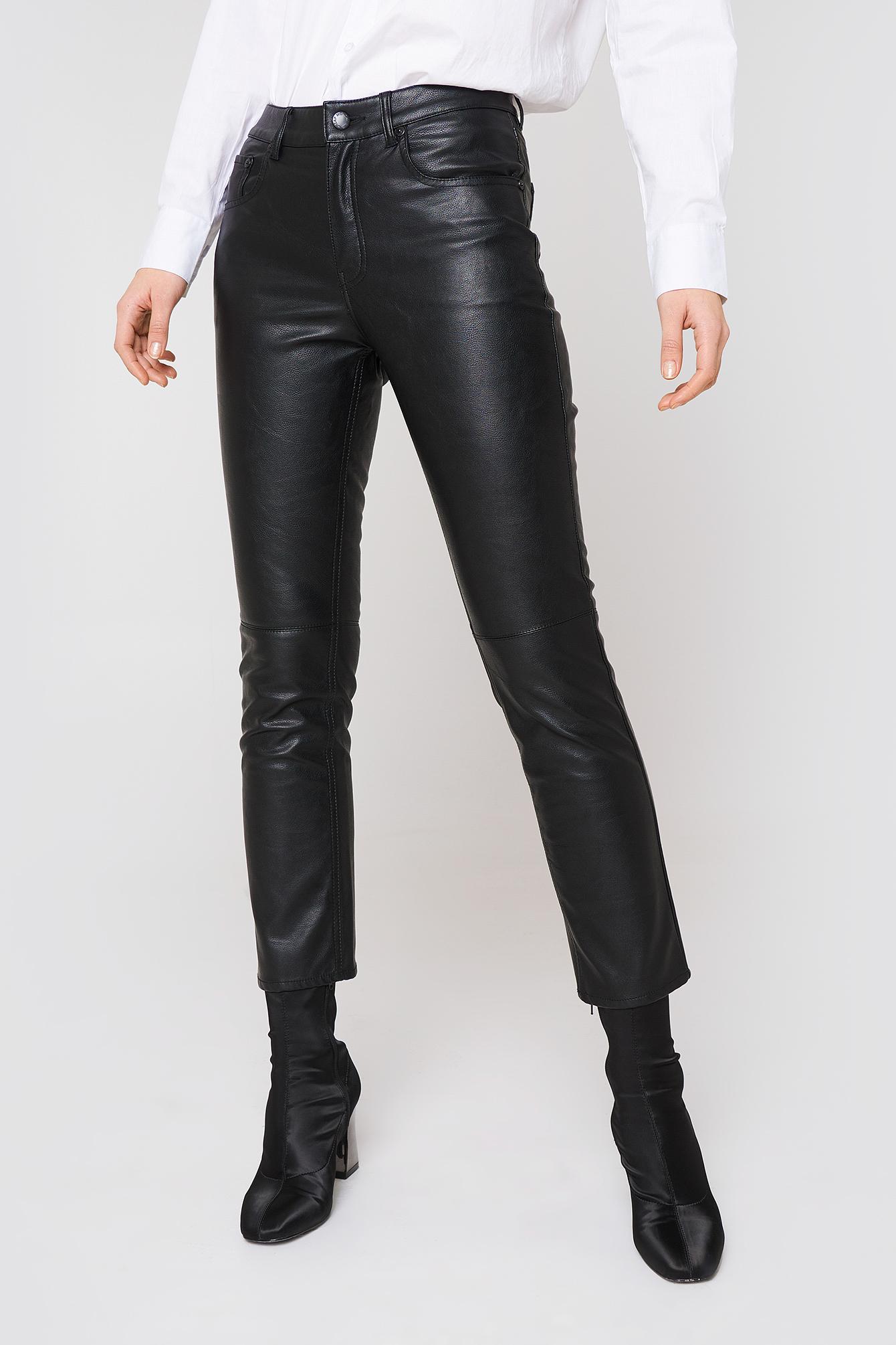 Revive Storm Black Jeans NA-KD.COM