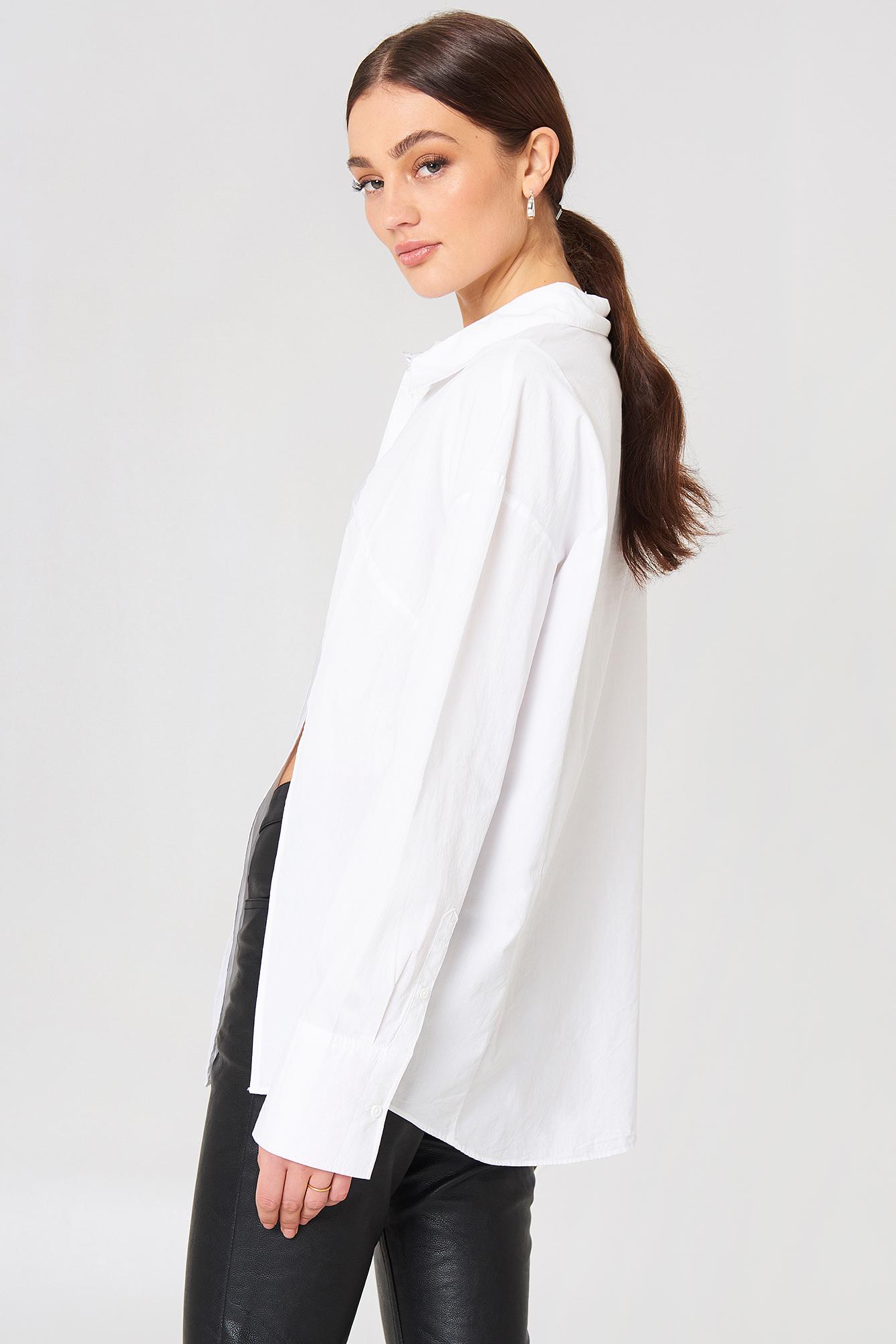 Koszula Seize Poplin NA-KD.COM