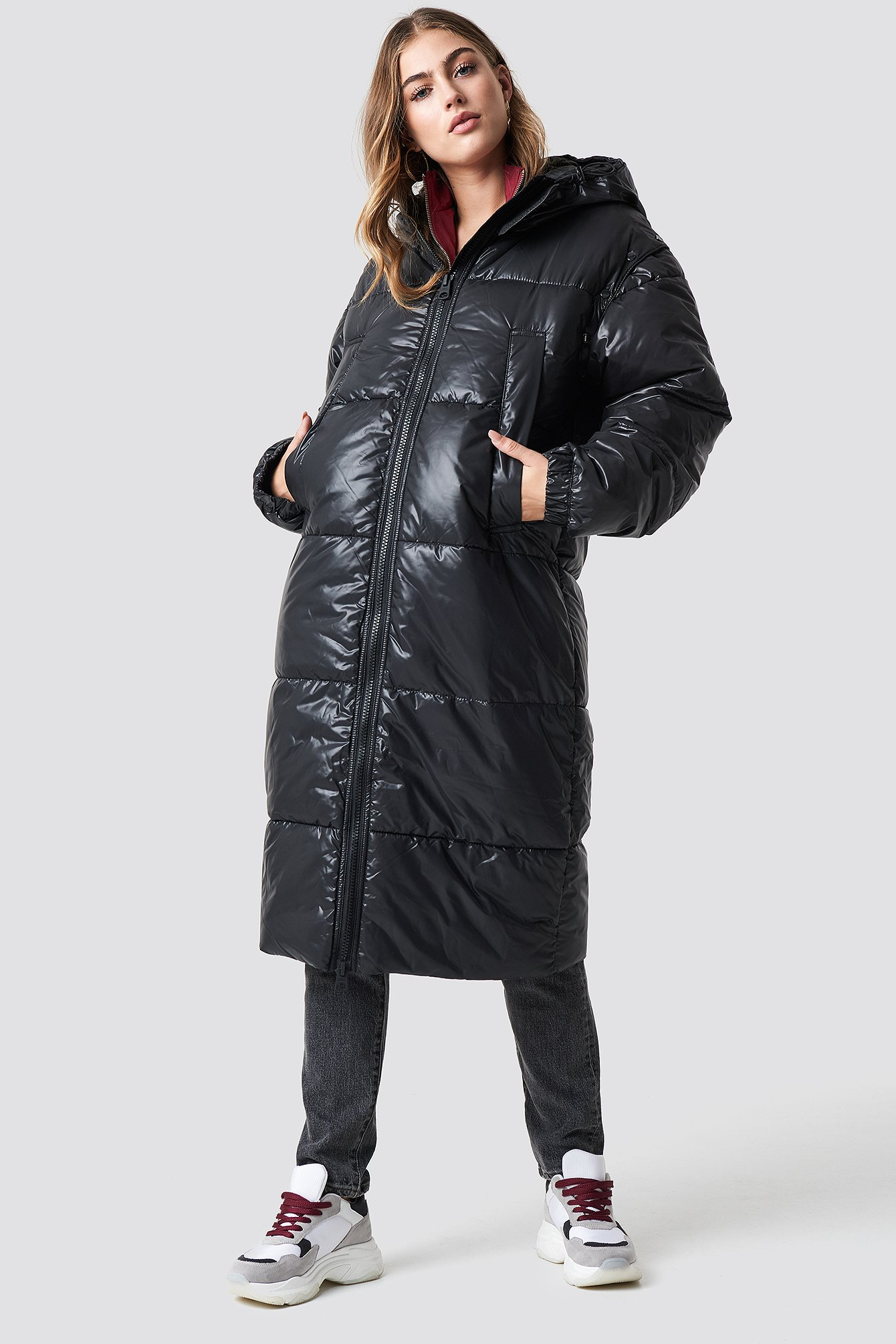 cheap monday -  Sleeping Coat - Black