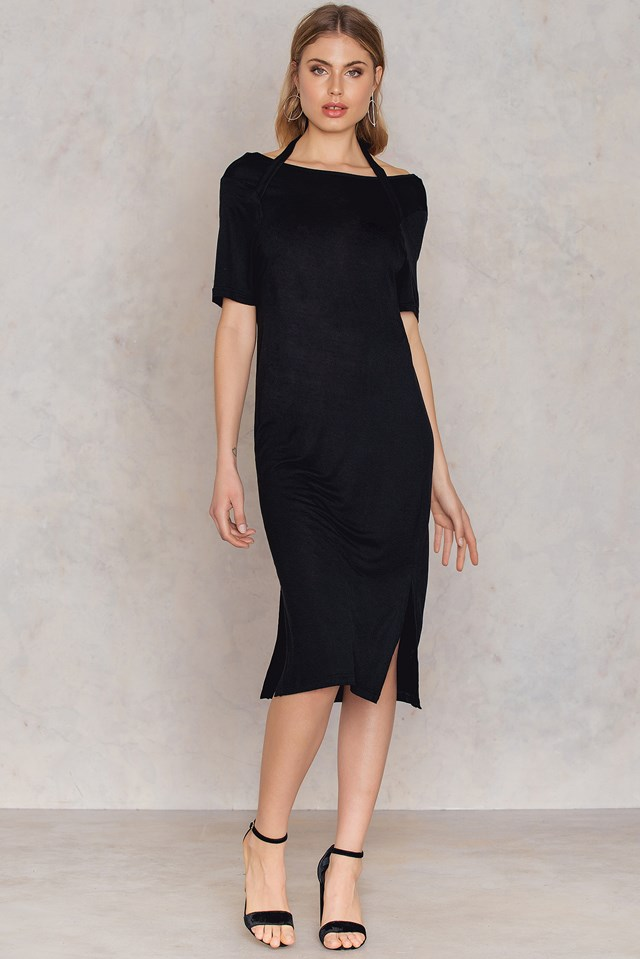 Sway Dress Black