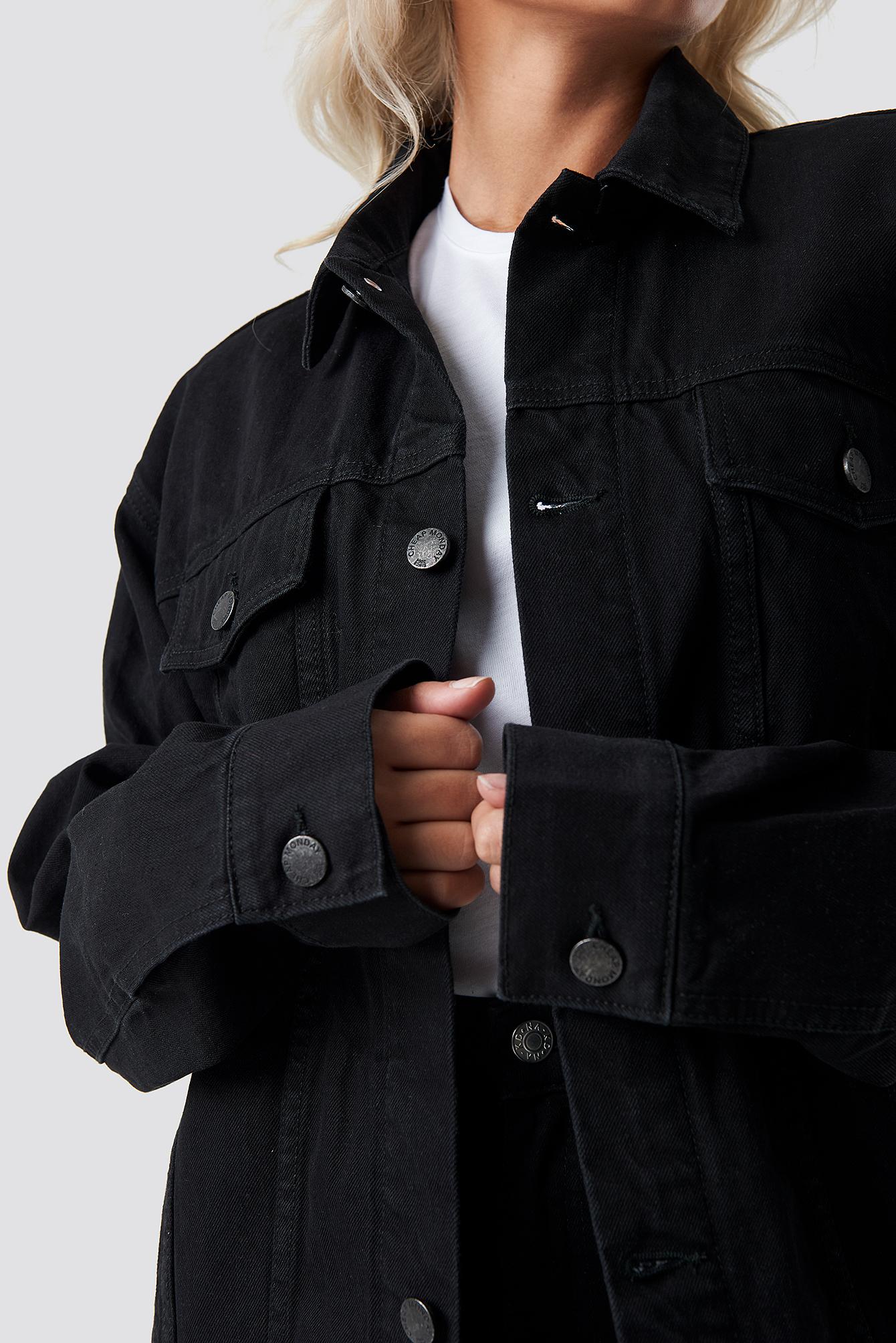 Upsize Jacket No Bullshit NA-KD.COM