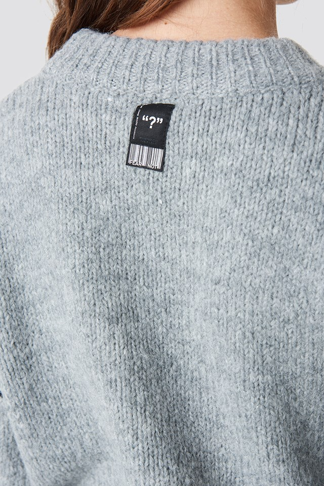 User Knit Grey