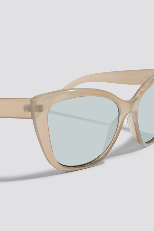 Forever Sunglasses Khaki
