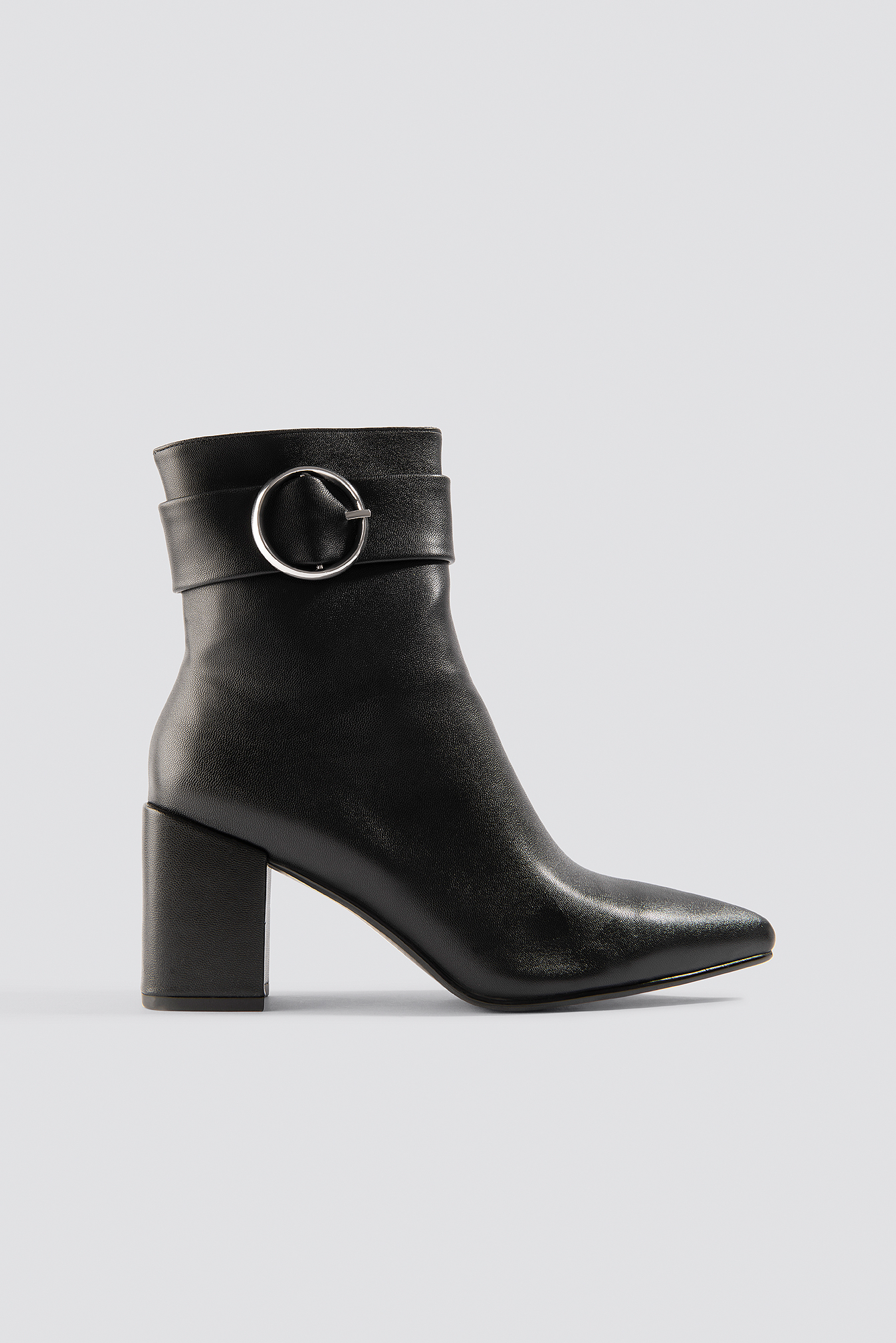 Buckle Boots NA-KD.COM