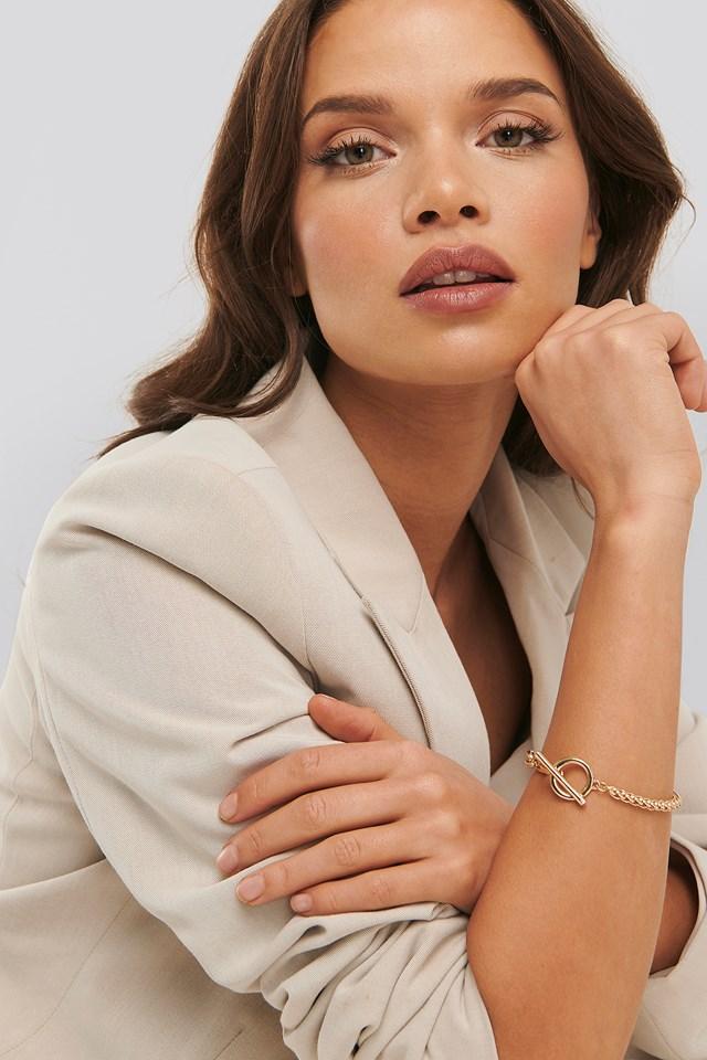 Christina Dueholm Gold Chain Bracelet Gold