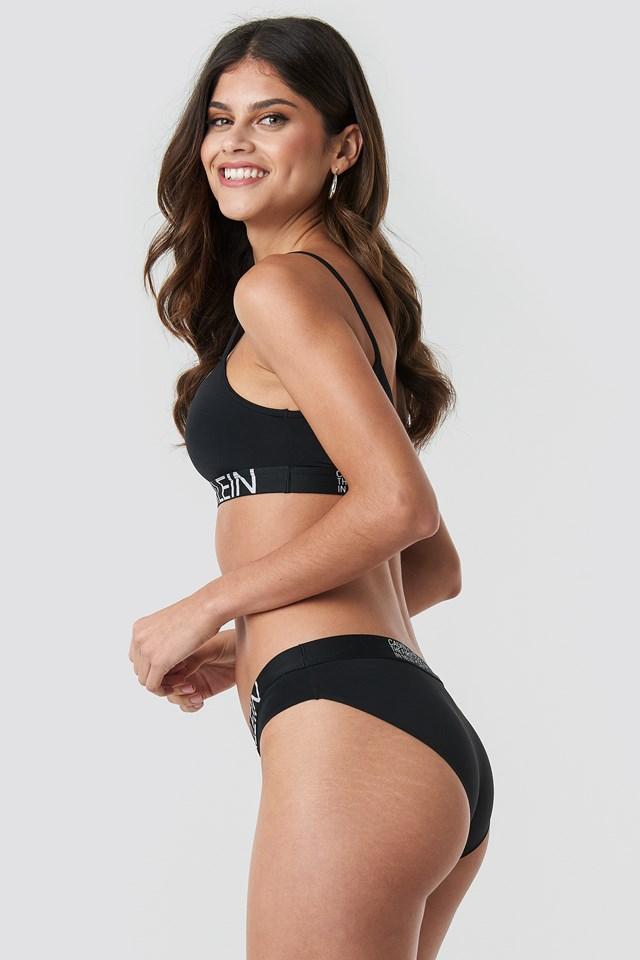 Bikini Coordinate Panties Black