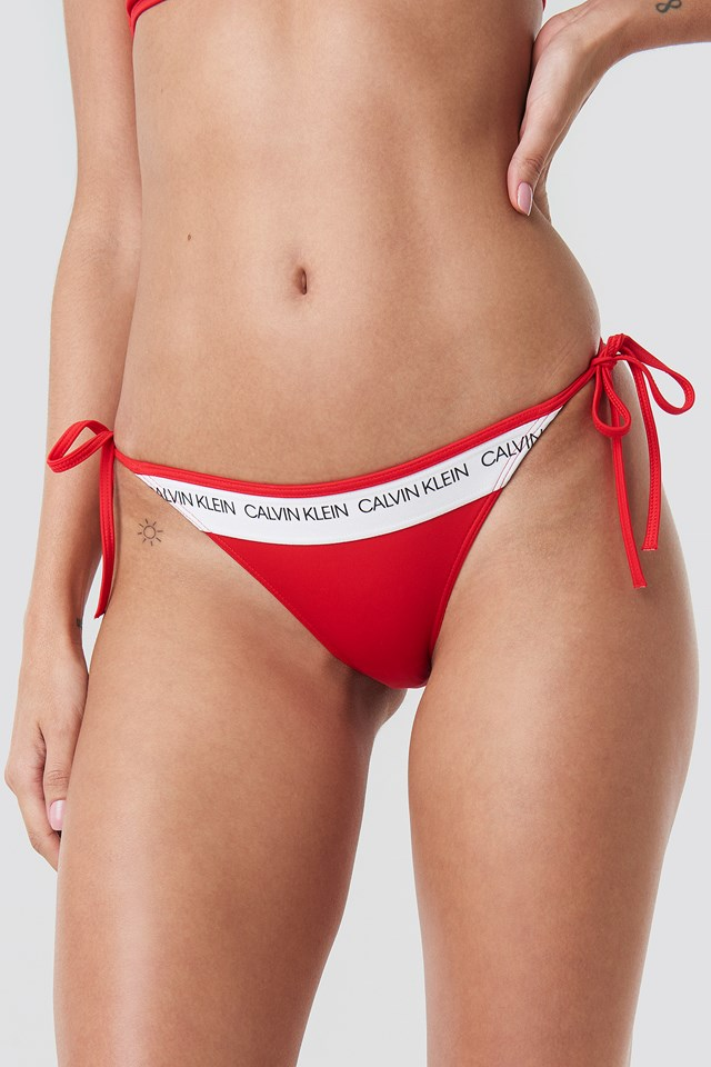 String Side Tie Bikini NA-KD.COM