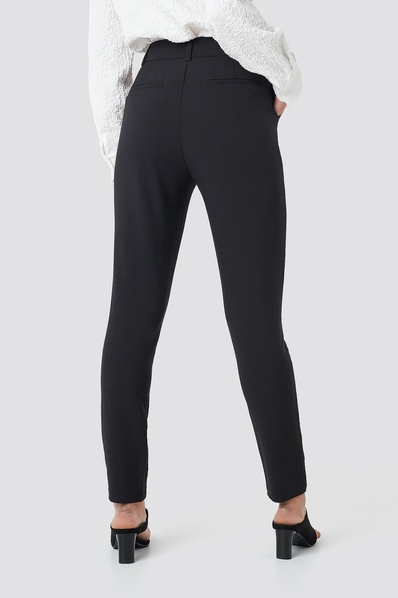 Slim Suiting Pants NA-KD.COM