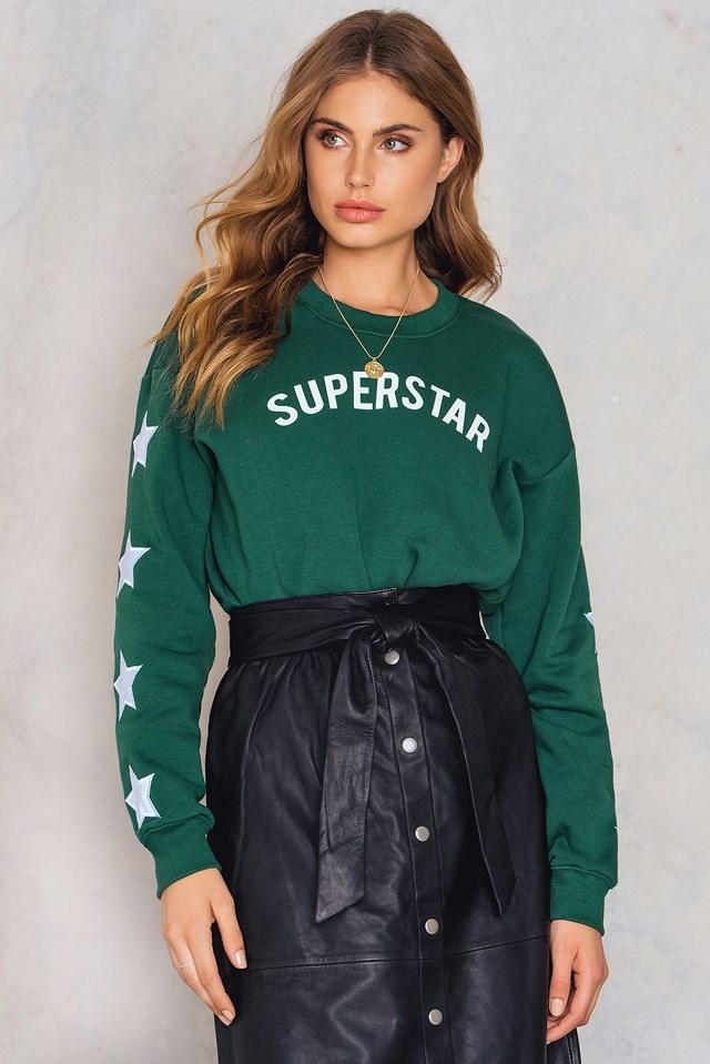 Superstar Oversized Sweat NA-KD.COM