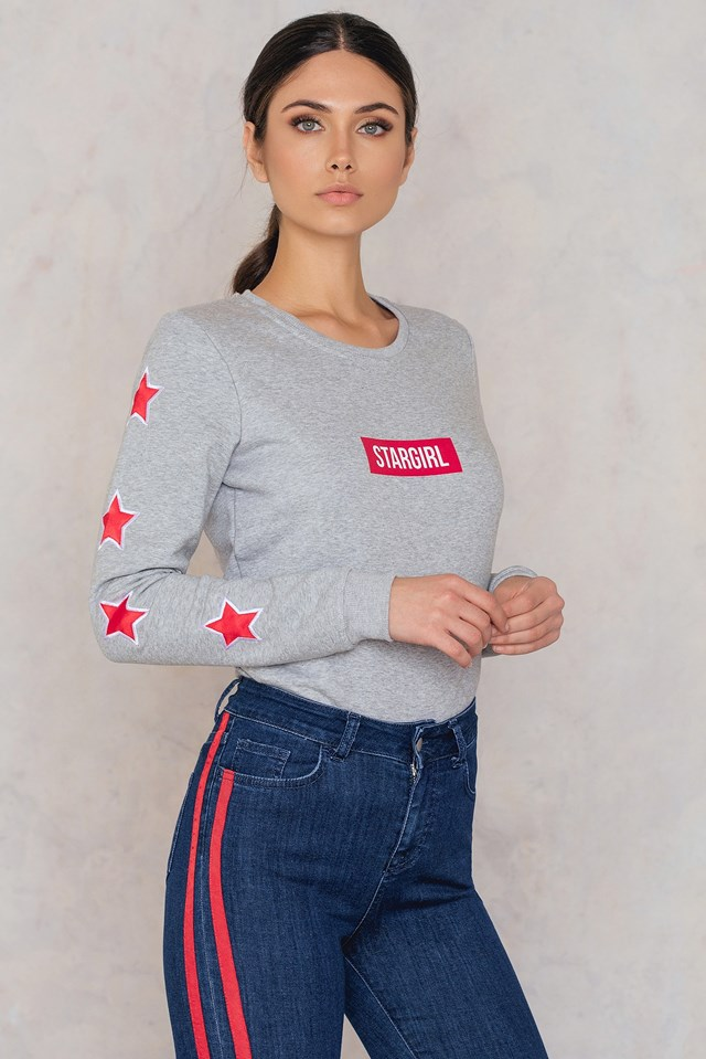 Stargirl Sweat NA-KD.COM