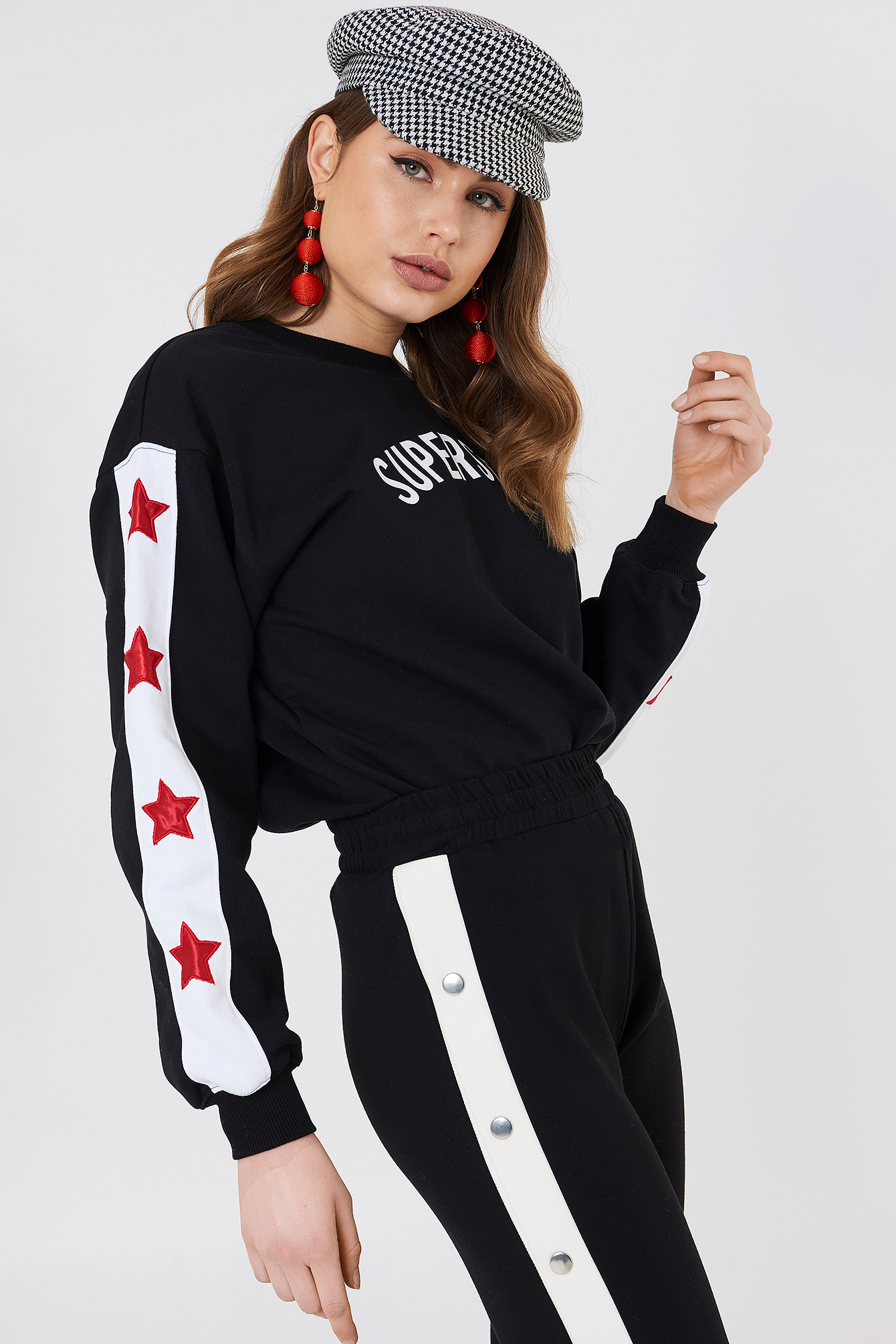 Superstar Oversized Sweater NA-KD.COM