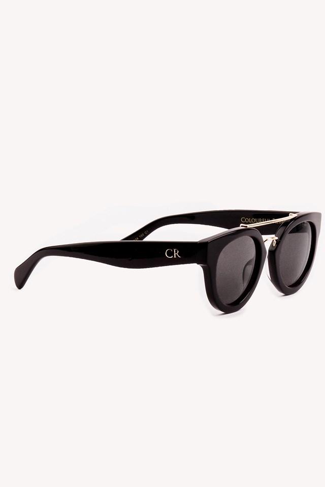 Jagger Sunglasses Black