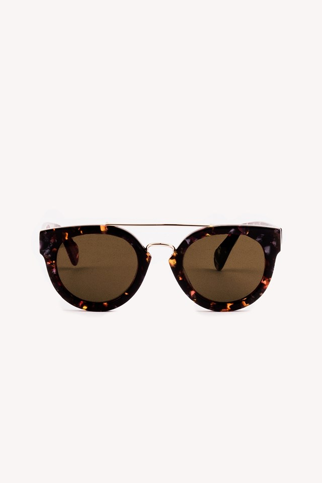 Jagger Sunglasses Pearl Lilac