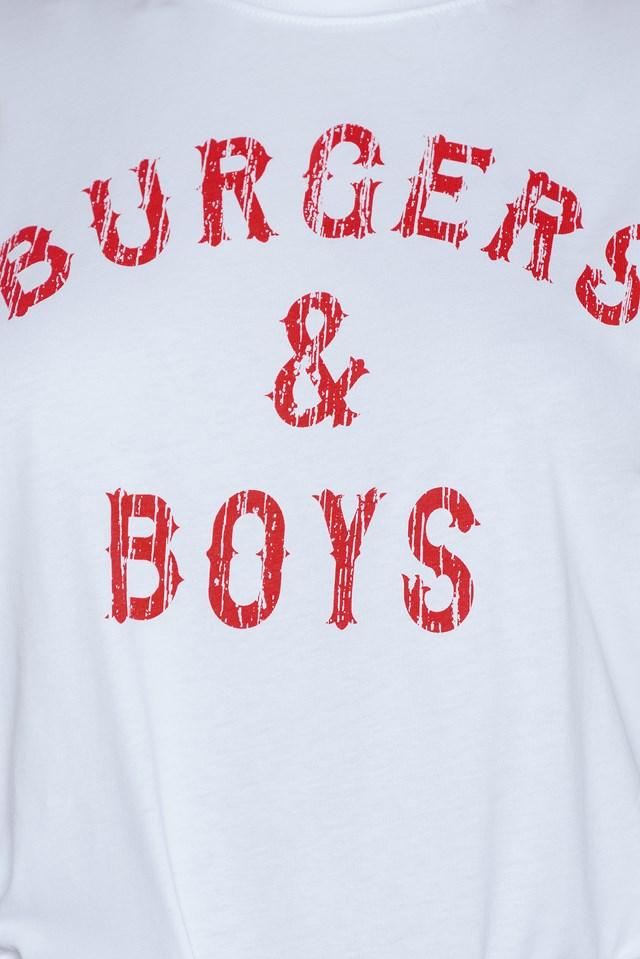 Burgers & Boys Muscle Tank NA-KD.COM