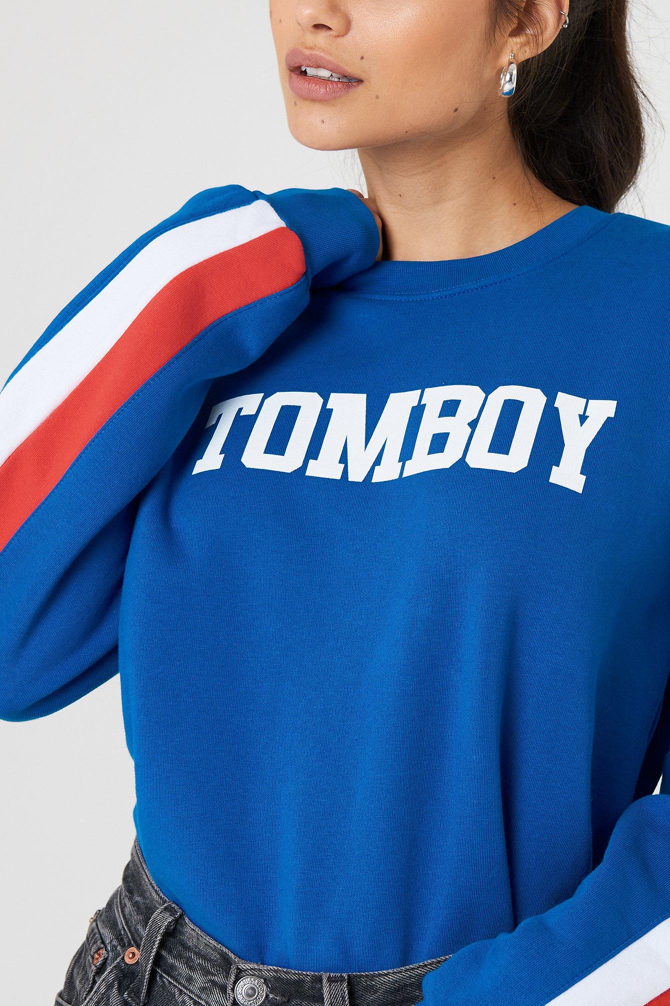 Bluza oversize Tomboy NA-KD.COM