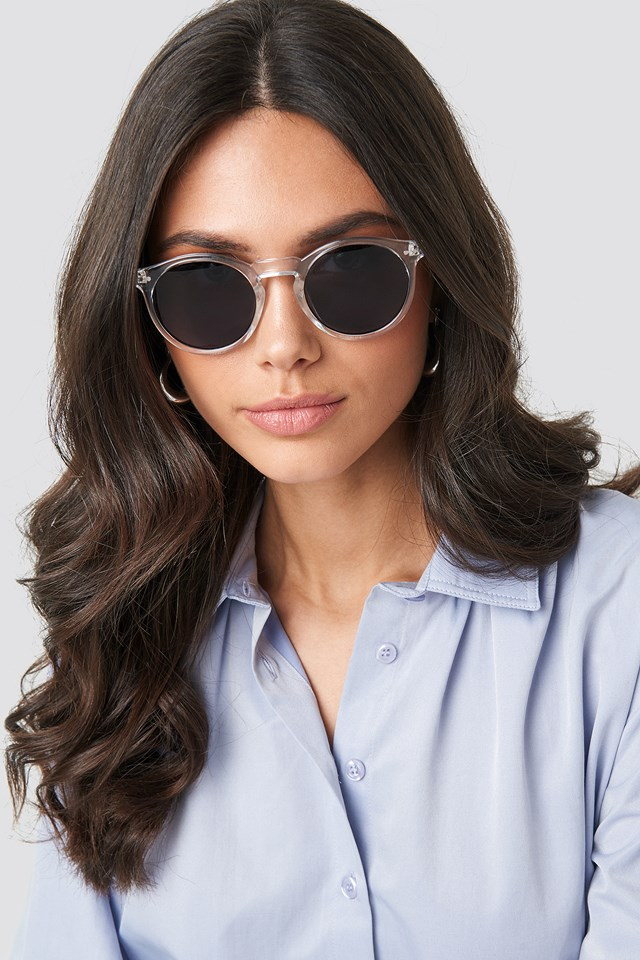 Novara Sunglasses Transparent