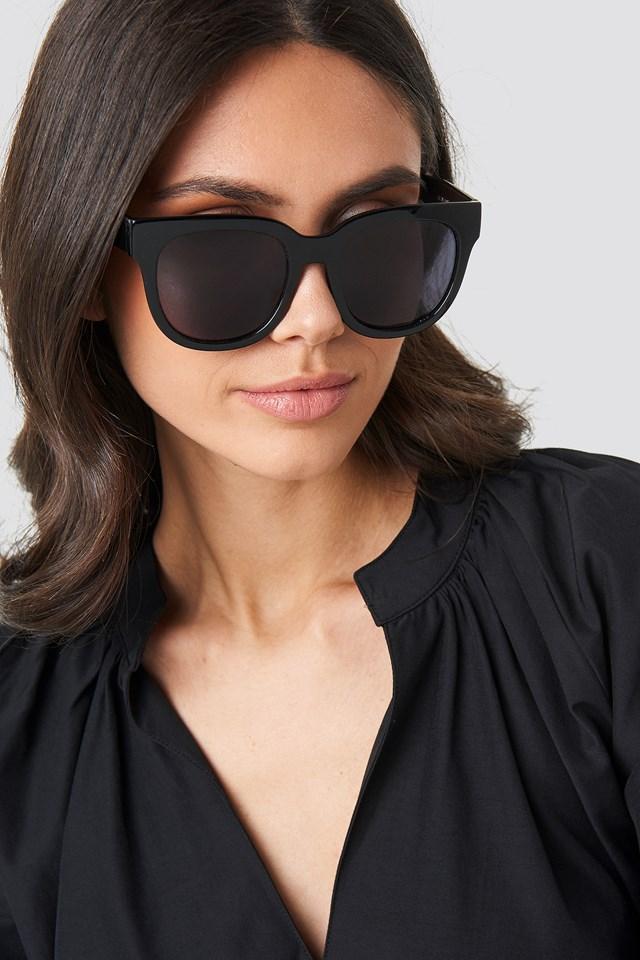 Monza Sunglasses Black