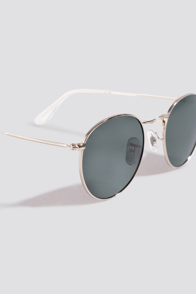 Lecce Sunglasses Silver