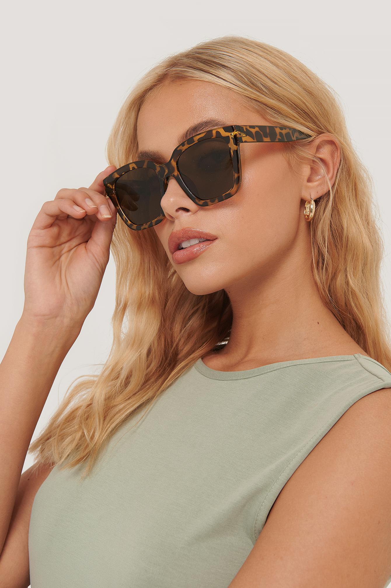 Corlin Eyewear Modena Sunglasses - Brown   Accessoires > Sonnenbrillen > Sonstige Sonnenbrillen   Corlin Eyewear