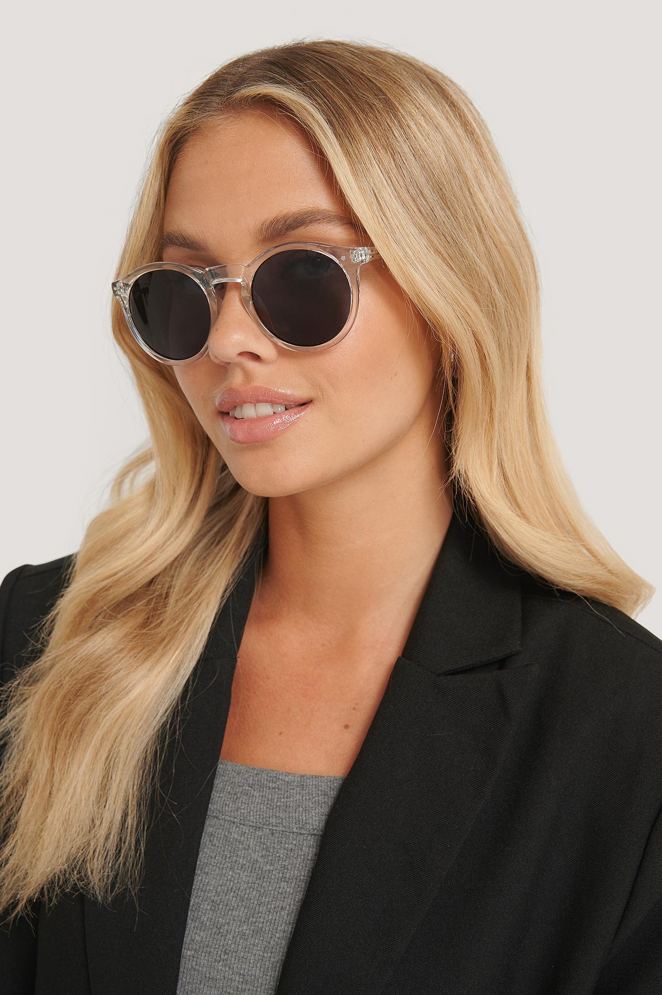 corlin eyewear -  Novara Sunglasses - White